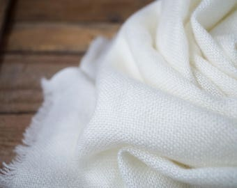 winter cashmere scarf