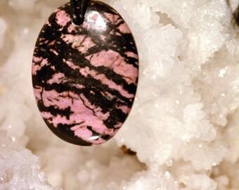 Rhodonite N218 pendant