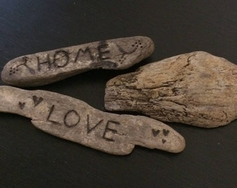 Assorted Small Driftwood Pieces (Lots of 5, 10, or 20)