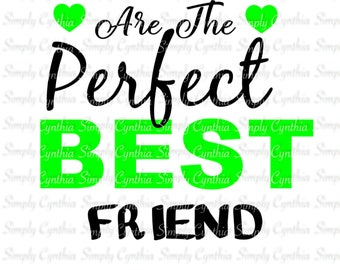 Girl Scout Sisters Are The Perfect Best Friend svg, png, eps, dxf