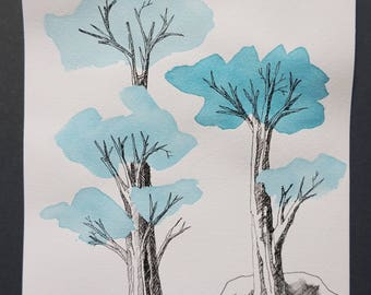 poetic forest design
