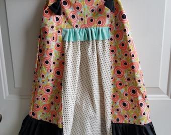 3T Pok-a-dot Sun Dress