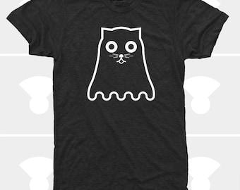 Halloween Ghost Watson the Cat - Men