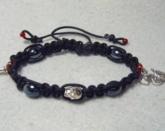 Bang Bang - simple macrame bracelet
