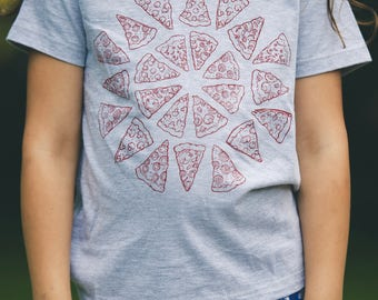 Pizza Kids Tee tshirt