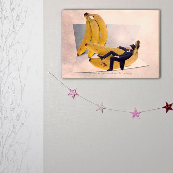 reserver pour Sylvie testeur de courbure de bananes 30x40 cm