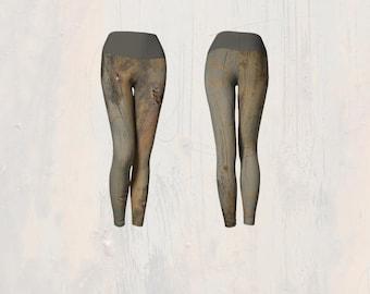 Disgusting Ugly Graphic Yoga Leggings