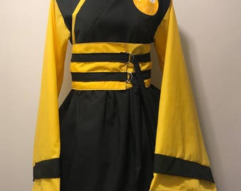 Evans Kimono Dress
