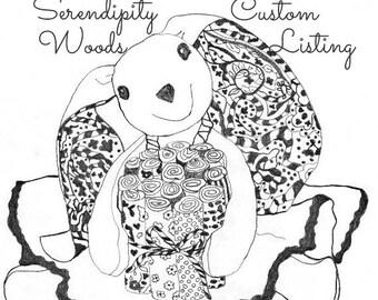Custom Listing for Susan M.