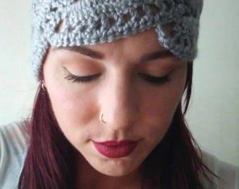 Braid Lace Boho Ear Warmer Headband
