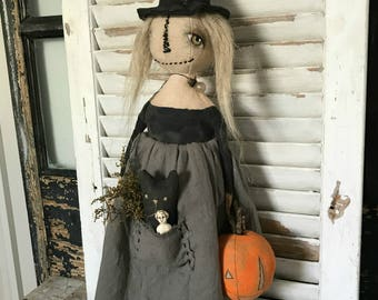 EPATTERN - Hildegard the Witch