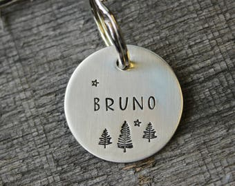 Dog tag - ID tag custom made for your pet