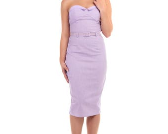 Collectif Monica Pencil Dress 2x - Sz 18