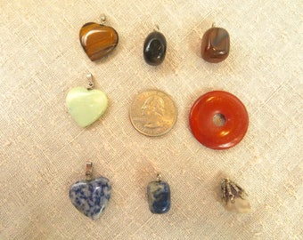 Gemstone Pendants *CLEARANCE*