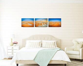 Sand Patterns Art Prints - Coastal Decor, Oregon coast photographic archival prints for home, beach cottage, dorm, or office