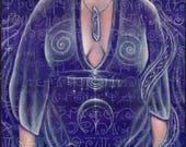 Wounded healer- canvas pr...