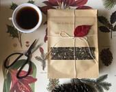 Set of 4 tea blends