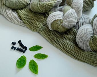 RIVERMINT - SOFTWOOL Sport yarn Hand dyed