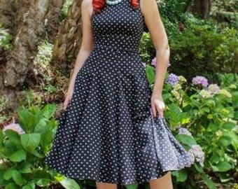 Black Spot Judy Dress