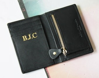 Kensal Leather Credit Card Wallet