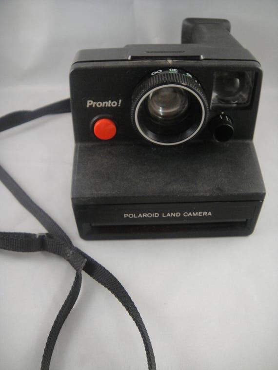 polaroid pronto land camera sx70. Black Bedroom Furniture Sets. Home Design Ideas