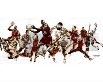 The Legend - Michael Jordan 2