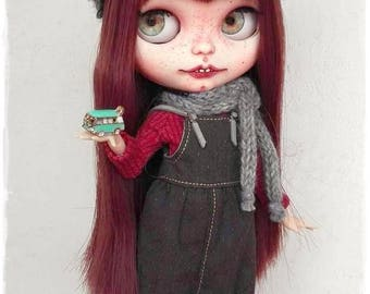 KASSANDRA Blythe custom doll by Antique Shop Dolls