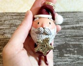 Old St. Nick Ornament