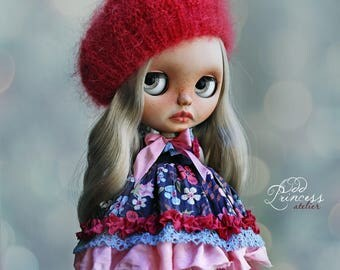 FLOWER CARNIVAL Romantic Blythe/Pullip Set By Odd Princess Atelier, Special Occasion Outfit
