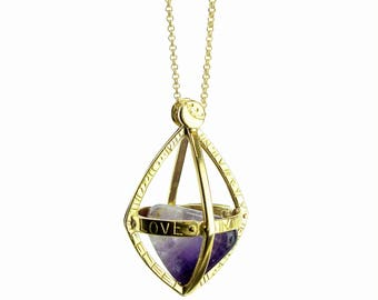Give Love Necklace
