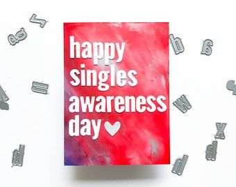 Single awareness day  Etsy
