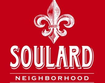 St. Louis Coaster Collection: Soulard Neighborhood