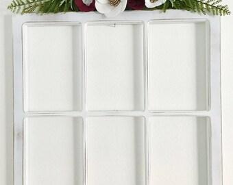 Christmas Wall Swag || Wall Arrangement || Felt Flowers || Floral Swag || Floral Decor || Nursery Decor || Christmas Decor || READY TO SHIP