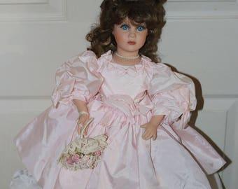 Seymour Mann Porcelain Doll by Pamela Phillips - Porcelain Doll - 1993 - No Box or COA - 871/5000
