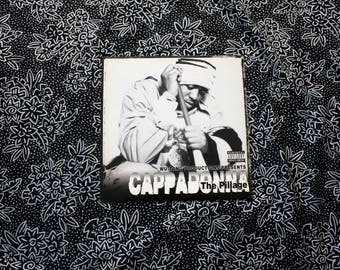 Cappadonna - The Pillage Vintage Vinyl 2x Double LP - Original 1998 First Pressing. 90s Hip Hop Wu Tang Solo Rare Vinyl LP