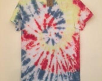 Adilt S Tie Dye T-Shirt