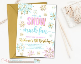 Girls Birthday Etsy - Birthday invitation in germany