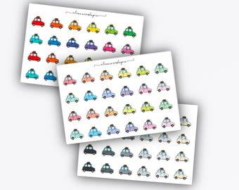 ROADTRIP doodle stickers