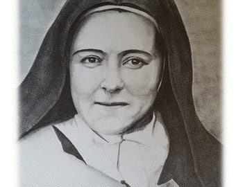 St. Therese note cards
