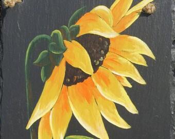 Sunflower Slate