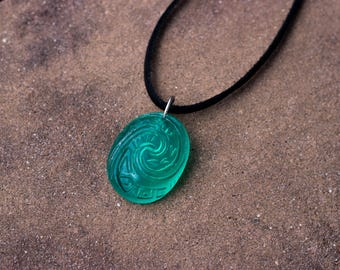 Moana- Heart of Te Fiti Necklace
