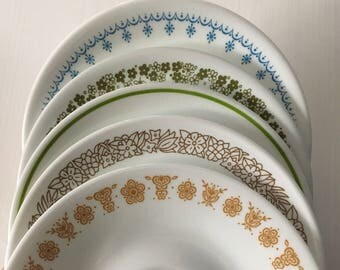 Mix and Match Corelle Saucers