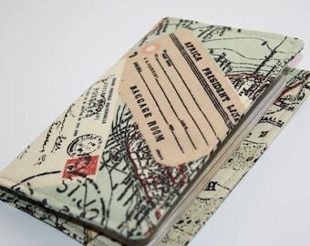 World Map Passport Cover,Fabric Passport Case,Cotton  cover,Passport wallet,Mens paspoort,Passport, etui,pass fallet,cas de passeport