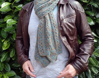 Knitting patterns, pdf, scarf, knitted scarf, hand knitted scarf, patterns, Winter scarf, knitting, gifts for knitters, cowl