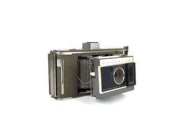 Vintage Polaroid Land Camera Model J66 Bellows Camera 1960s Polaroid Camera Vintage Folding Camera Old Camera J66