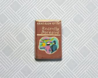 Brooch / Pin * HANDMADE and UNIQUE - Handbook