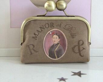 """Vintage """"Eugenia first workshop"""" wallet"""