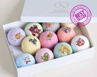 Bath bomb, Natural bath bombs, Gift set, Birthday gift,Spa gift set, Bath bomb gift, Bath gift set, Bath bomb gift set,Bath fizzies,birthday