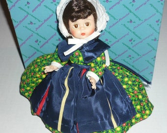 Madame Alexander Canada Doll #560 - Original Outfit with box-International doll from 1980
