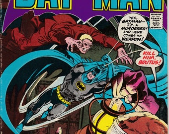 Batman #265 (1940 1st Series) - July 1975  -  DC Comics - Grade VG/F